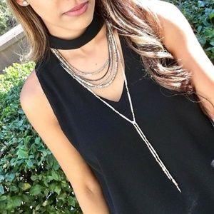 stella & Dot Logan Layering necklace